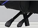 Крісло комп'ютерне ігрове PRO GAMER JAGUAR (синє), фото 3