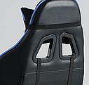 Крісло комп'ютерне ігрове PRO GAMER JAGUAR (синє), фото 4