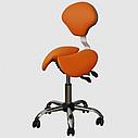 Cтул - седло для врача стоматолога  SADDLE без спинки, фото 2
