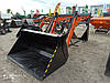 Навантажувач Фронтальний Швидкознімний (КУН) НТ-1700J c джойстиком New Holland 6030, фото 2