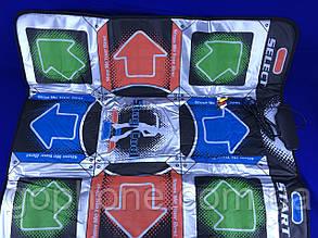 Танцювальний килимок для дітей і дорослих Dance Matt (80x95), фото 2