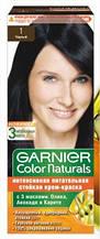Краска для волос Cоlor Naturals 1 – Черный