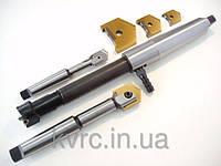 Сверло перовое сборное к/х ф 25-31 мм (державка для перовой пластины) КМ3 длина 185/85 мм
