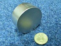 Магнит неодимовый 110кг 55х25 СЧЕТЧИК ЭЛЕКТРИЧЕСТВА N42