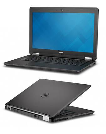 Ноутбук Dell Latitude E7250-Intel Core-I5-5300U-2.3GHz-4Gb-DDR3-128Gb-SSD-Web-(C)- Б/У, фото 2