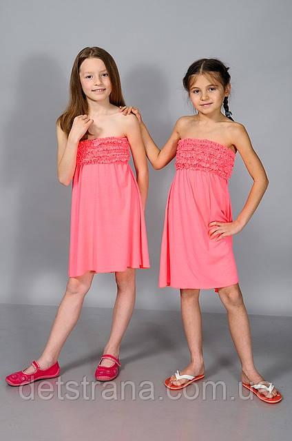 Детский сарафан для девочки