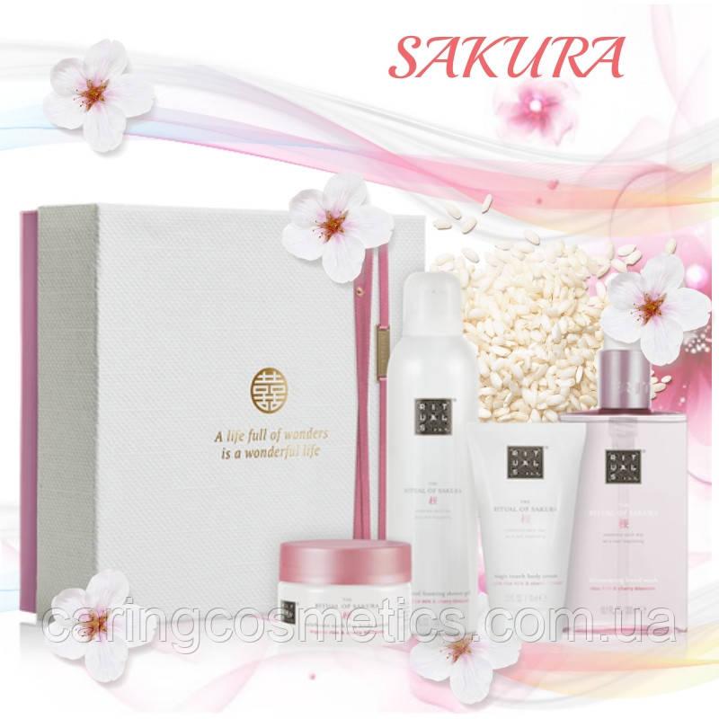 Подарунковий набір Ritual of Sakura. Оновлення (М). Виробництво-Нідерланди
