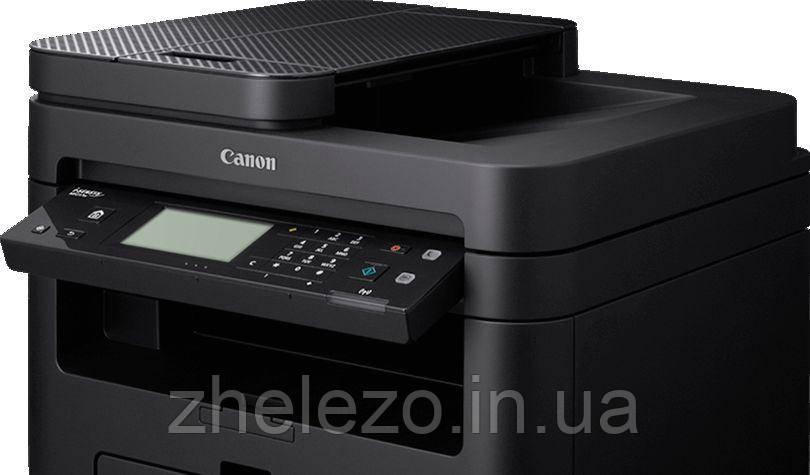 БФП А4 ч/б Canon i-SENSYS MF237w c Wi-Fi (1418C122)