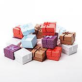 Подарочная коробочка 5*5 см