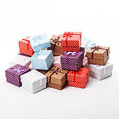Подарункова коробочка 5*5 см