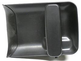 Peugeot Partner 96-07 наружная ручка боковой раздвижной двери левая сторона, арт. DA-2343