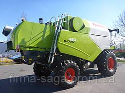 Комбайн CLAAS Tucano 480