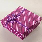 Подарочная коробочка 9*9 см