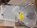 Респиратор Delta Plus M1200 VWC NIOSH N95 2-й класс FFP2 с клапаном выдоха Только по 10 шт, фото 4