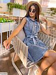 Джинсовое платье, фото 4