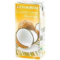 Кокосові вершки Coconut cream 20-25% Chaokoh Таїланд, 1л