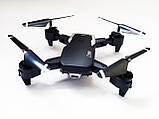 Квадрокоптер YLS60 c WiFi камерою. складаний корпус. КЕЙС, фото 9