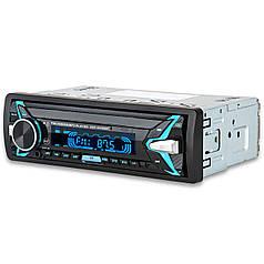 Автомагнітола Lesko 4785 1 DIN Bluetooth для автомобіля підтримка USB/SD знімна передня панель
