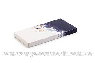 """Коробка для шоколада, """"Синяя"""", 155х75х11 мм(10 штук)"""
