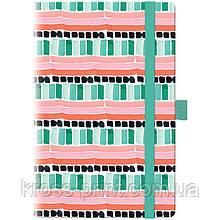 Тижневик недатований BRUNNEN Смарт Графо Mint & Pink BBH