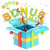 Бонусы, акции, скидки, подарки