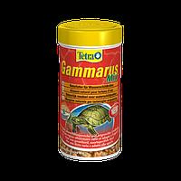 Tetra Gammarus MIX 250 мл натуральный корм для водных черепах
