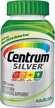 Мультивитамины Centrum Silver Adult (220 таблеток)  50+
