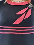 Платье из французского трикотажа,размеры 48-62,модель ДК 141, фото 3