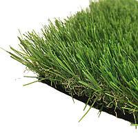 Декоративная искусственная трава ecoGrass U-40, фото 1