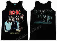 Майка AC/DC Highway To Hell