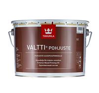 Валтти-Похъюсте – грунтовочный состав для древесины