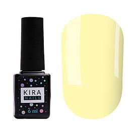 База Color Base Kira Nails 004 (банановий жовтий)