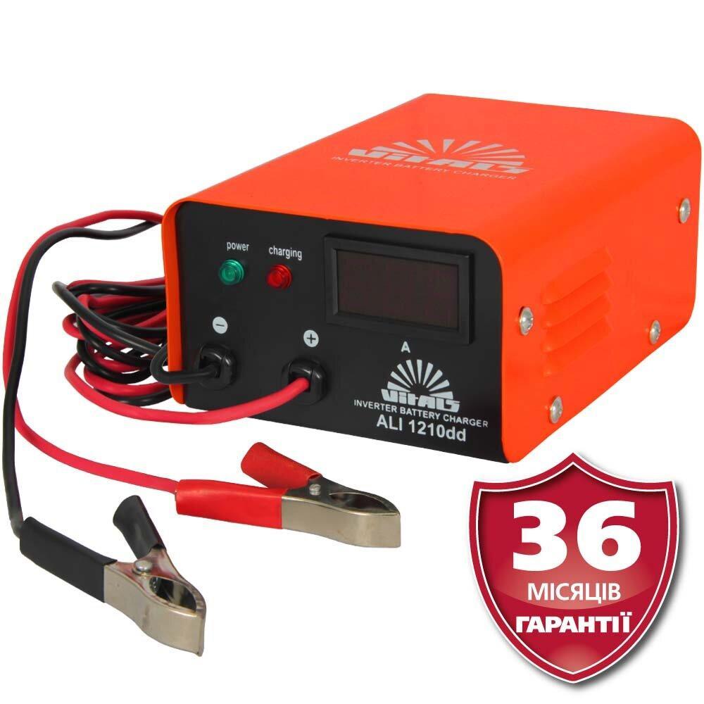 Зарядний пристрій Vitals ALI 1210dd