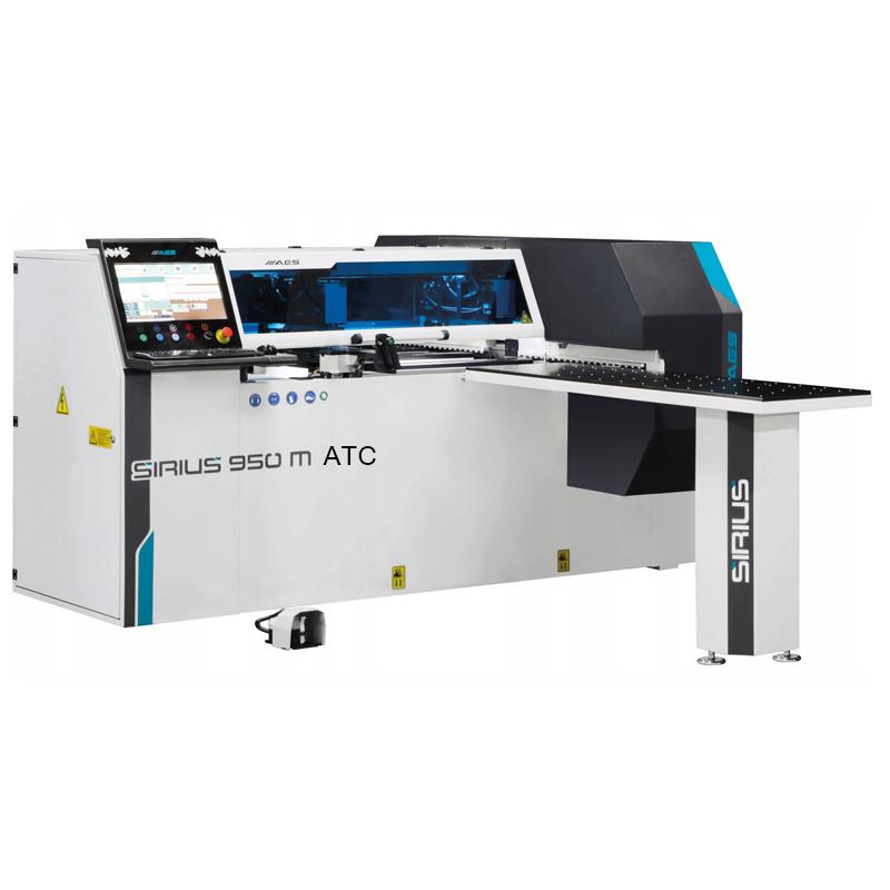 Сверлильно-присадочный станок с ЧПУ AES SIRIUS 950M - ATC