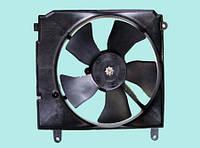 Электровентилятор радиатора основного Ланос (96183756)