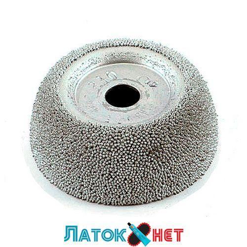 Контурный круг, абразивная полусфера 50 мм зерно 230ед RH104 Tech США