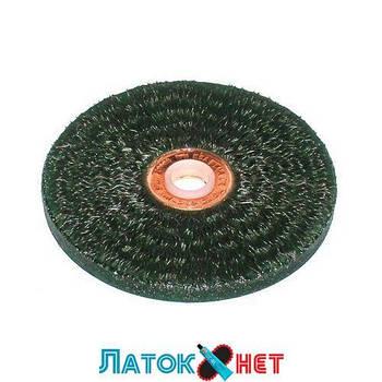 Щетка капсулированная для зачистки резины 75 мм S891 Tech США