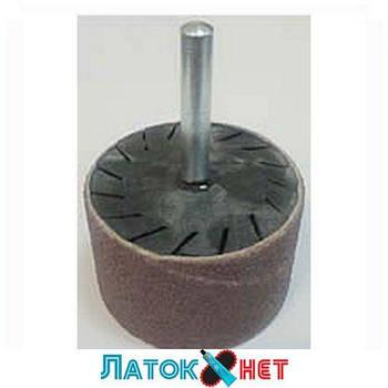 Шлифовальный комплект ES 45 K60 d 45 x 30 мм, оправка + шлифовальная лента 5 шт. хвостовик 6 мм 5955507 Tip