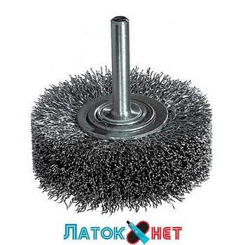 Щетка для зачистки резины стальная Германия 60 x 20 мм 5950076 Tip Top