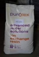 Сильнокислотный катионит Purolex 107 E
