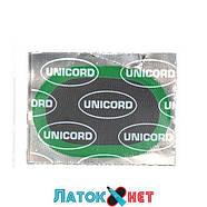 Латка камерна кругла Оv 3 37 х 57 мм Unicord, фото 2