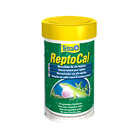 Tetra ReptoCal 100 мл порошок-корм для рептилий