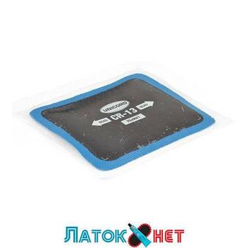Пластырь радиальный Cr 13 75 х 90 мм 1 слой корда Unicord