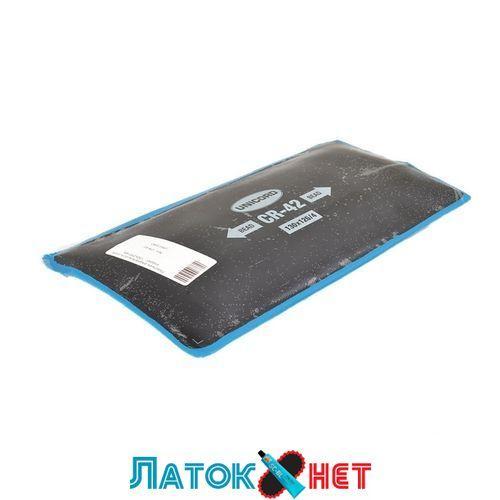 Пластир радіальний Cr 42 130 х 260 мм 4 шари корду Unicord