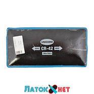 Пластир радіальний Cr 42 130 х 260 мм 4 шари корду Unicord, фото 2