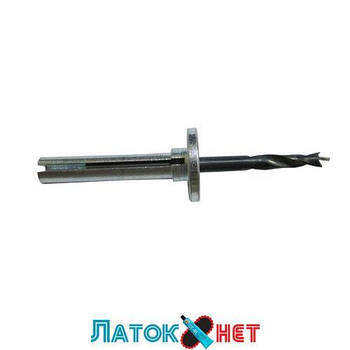 Сверло 3,5 мм с ограничителем для резины под шипы