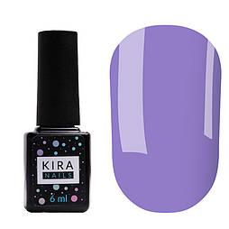 База Color Base Kira Nails 010 (лілово-блакитний)