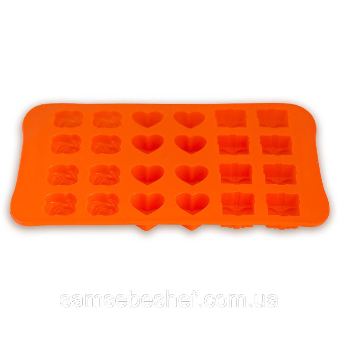 Форма силіконова Kamille 22.5*14*1.5 см KM-7739