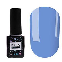 База Color Base Kira Nails 011 (світло-синій)