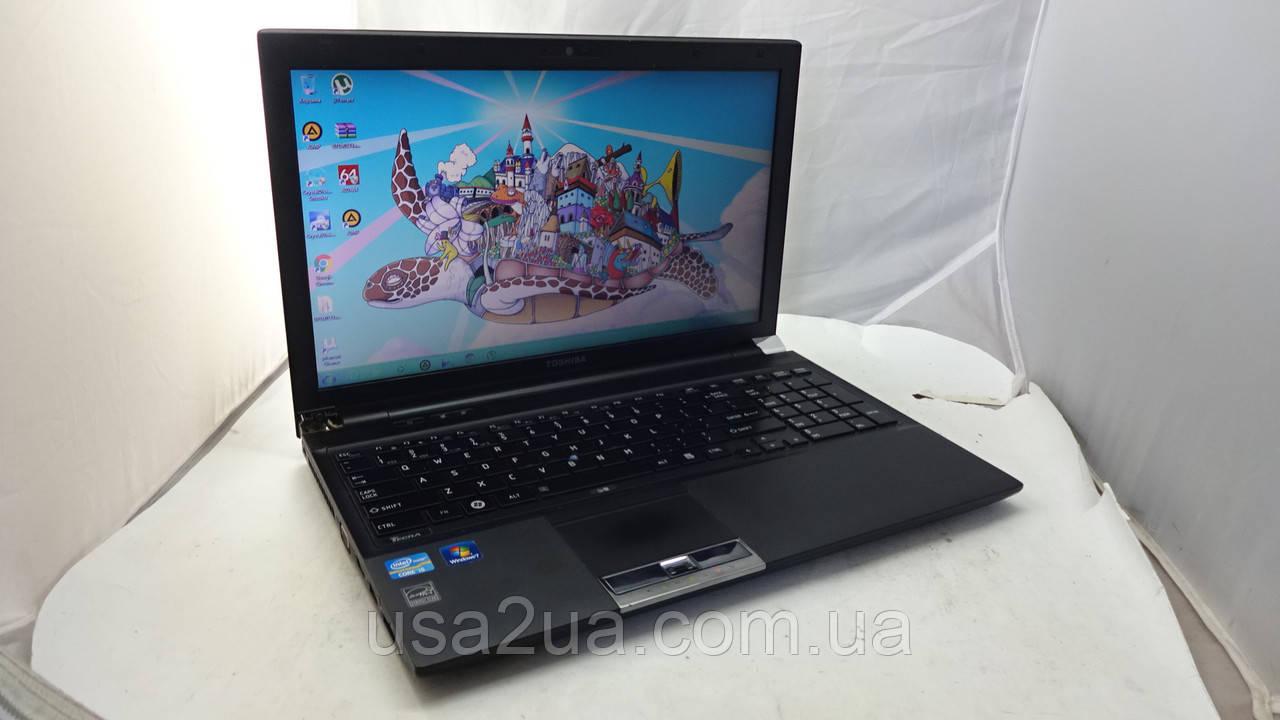 """Уцінка! 15.6"""" Ноутбук Toshiba Tecra R850 Core I5 2Gen 500Gb 8Gb WEB КРЕДИТ Гарантія Доставка"""